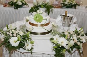 Γαμήλια Τούρτα