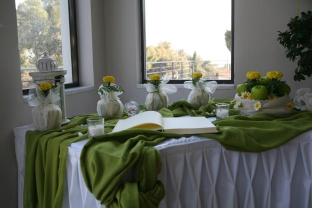 Γαμήλιος Στολισμός με Sunny Style