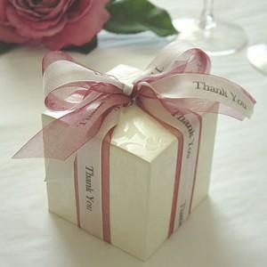 Αναμνηστικό δωράκι για τους καλεσμένους του Γάμου σας