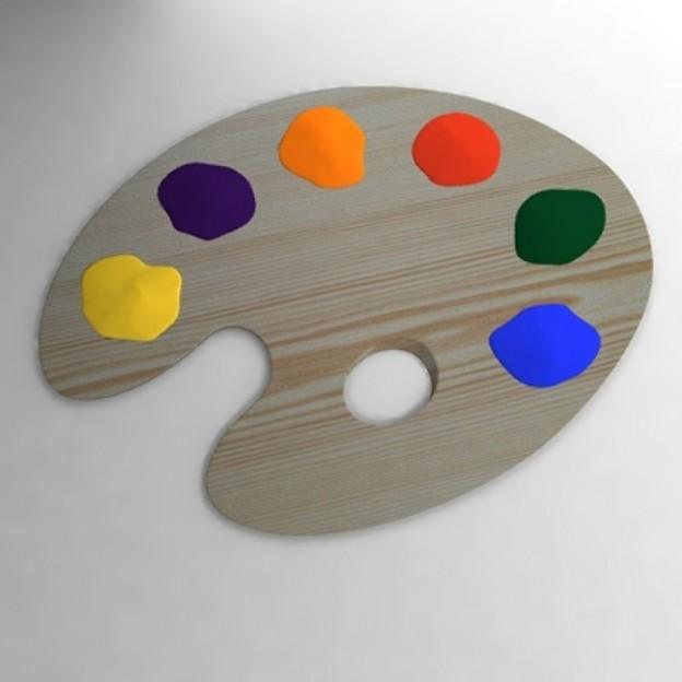 παλετα χρωματων