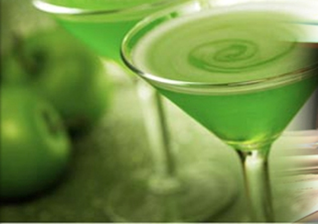 Συνταγή για Cocktail Apple Martini