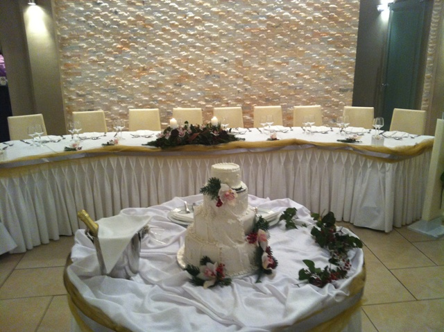 χριστουγεννιάτικος γάμος