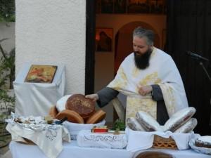 εκκλησάκι στο κτημα δεξιωσεων Carpe Diem στα Βόρεια Προάστια